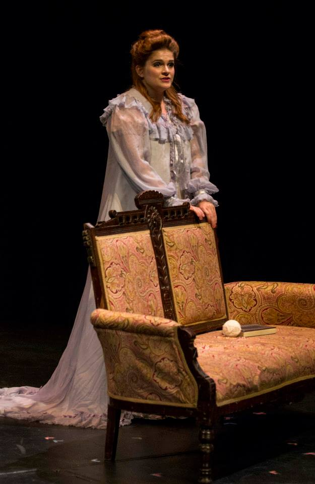 As Anne in A Little Night Music (Photo: MJ Photographics)